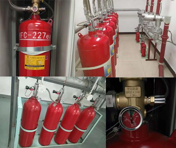 气体灭火系统周期性的检查维护