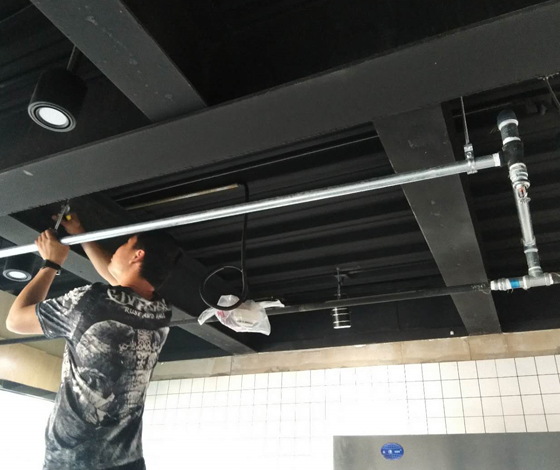 自动喷水灭火系统常见问题